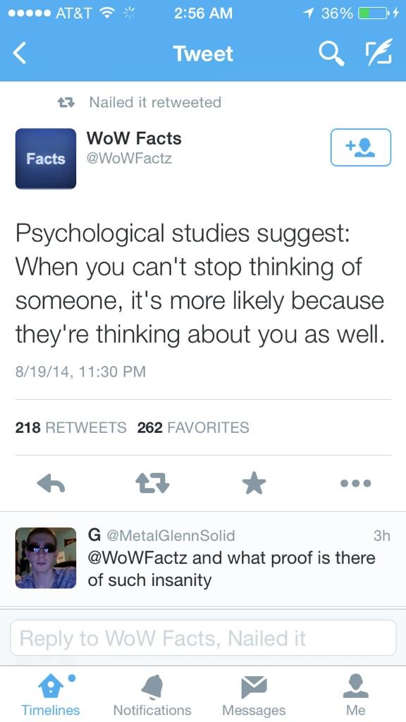 when you can t stop thinking about someone psychology