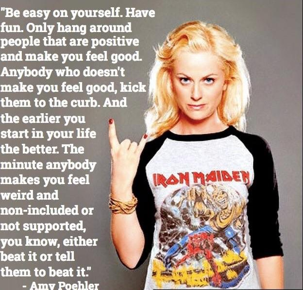"""RT @TracyAnnO: Going on daughter's wall : """"@thebraden: Yes to @smrtgrls #amypoehler -everything about this. #BeatIt http://t.co/YaQezd0ied"""""""