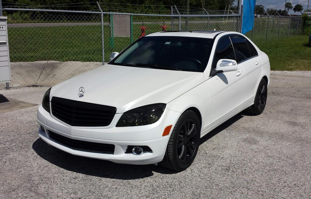 Addiption tampa on twitter mercedes c300 dipped ballon for 2008 mercedes benz c300 rims