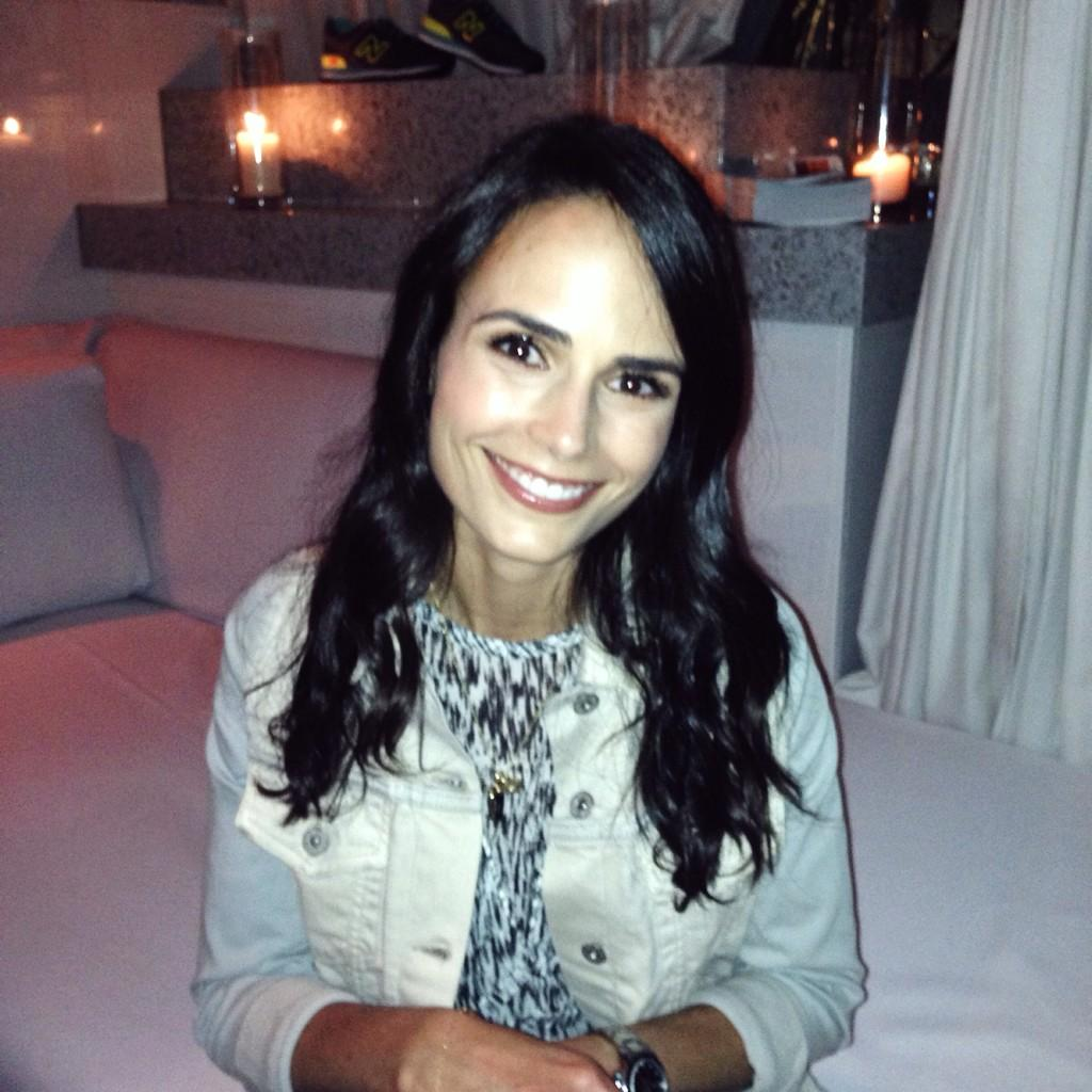 .@JordanaBrewster looking pretty as a picture at tonight's @JamesJeans x @NewBalance x @iskodenim party in LA http://t.co/NuiZCZsDNt