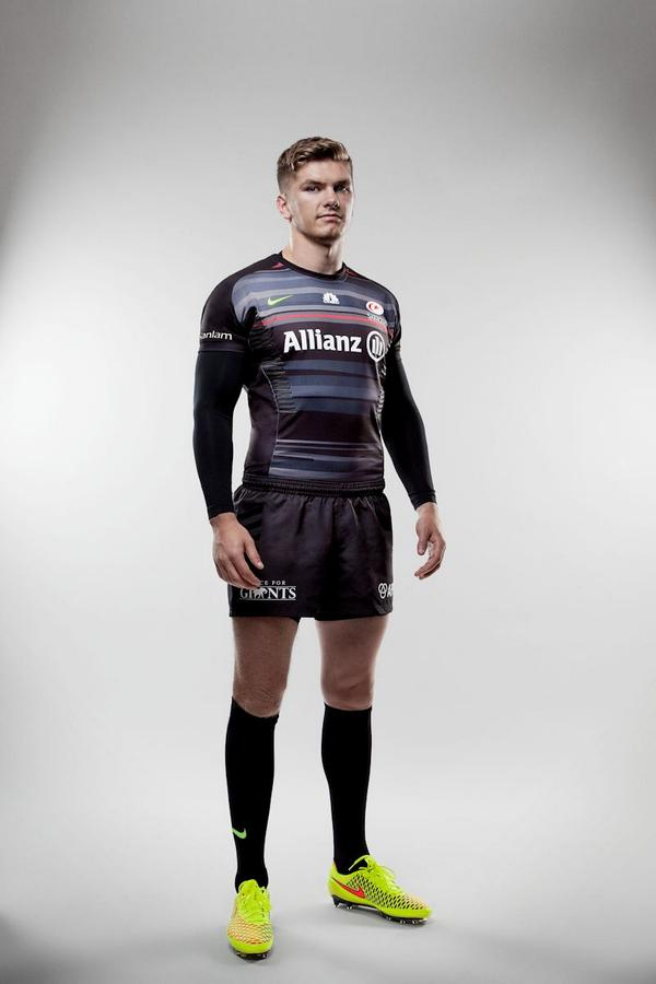 Saracens Rugby Shirt Saracens Rugby Club on