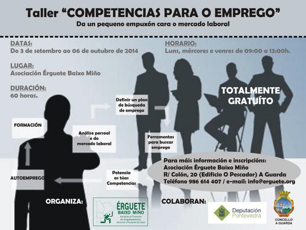 Taller Competencias para o emprego