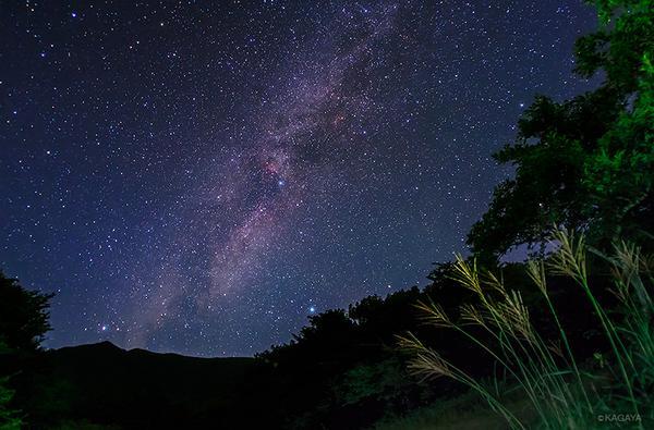 沈む夏の大三角。(昨晩那須高原にて撮影) pic.twitter.com/2MTOfBGAz5