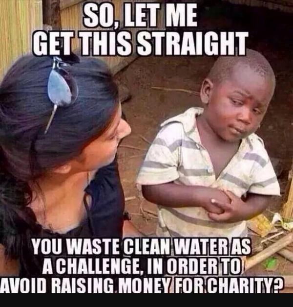 Yes, that's it. Via @BertimusPrime86 #IceBucketChallenge #StopWastingWater http://t.co/H5Jct62EGx