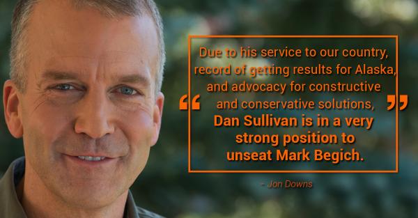 Dan Sullivan wins Alaska GOP primary to face Begich