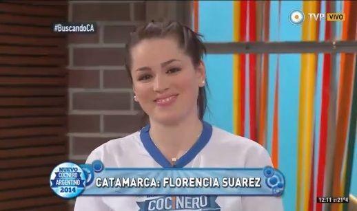 Florencia Suarez ganó y avanza en Cocineros Argentinos