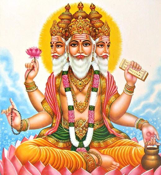 Dio Brahma in India: neonato venerato perche' con 4 gambe e 4 braccia