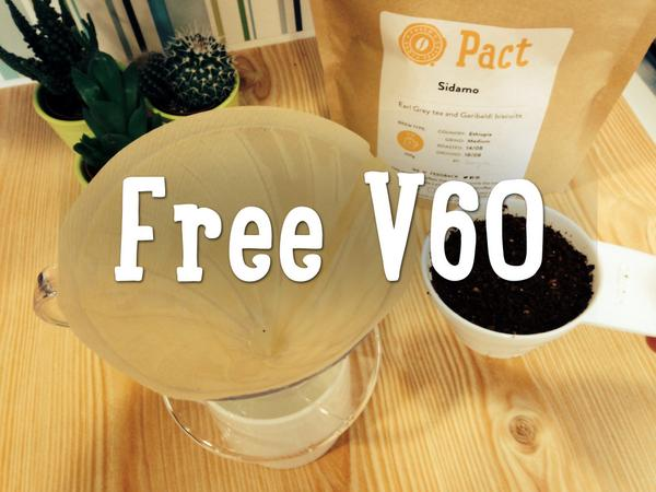 Pact Coffee On Twitter Limited Offer Free V60 With Your