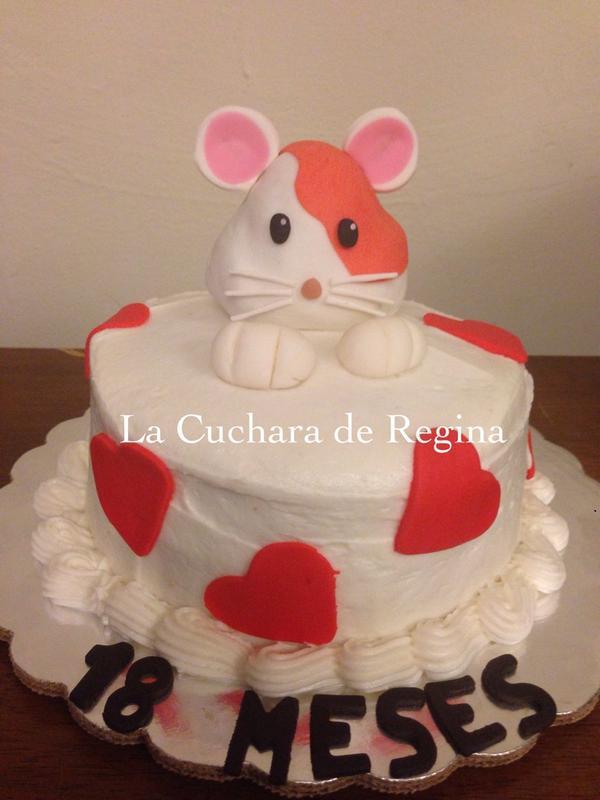 La Cuchara De Regina On Twitter Hamster Cake Whatsapp Love Http