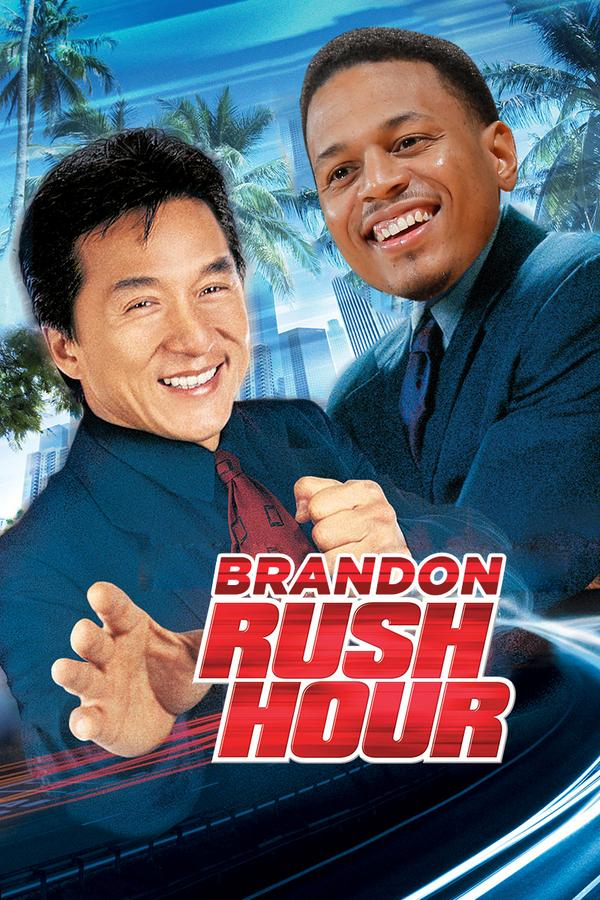 Let's go with #NBAMovies today. We'll start it off...  Brandon Rush Hour! http://t.co/UPppWuKM8f