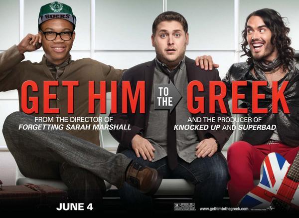 Get Him To The Greek #NBAMovies http://t.co/VPX1YsBCTf