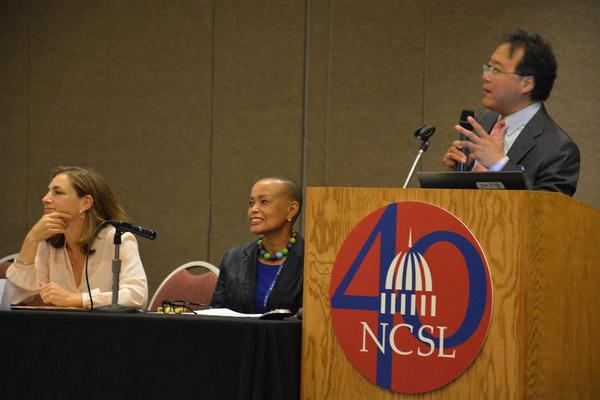 A huge #ThankYou to Yo-Yo Ma for speaking to us today about the importance of arts in education! #NCSLsummit http://t.co/eMsGqu2p2M
