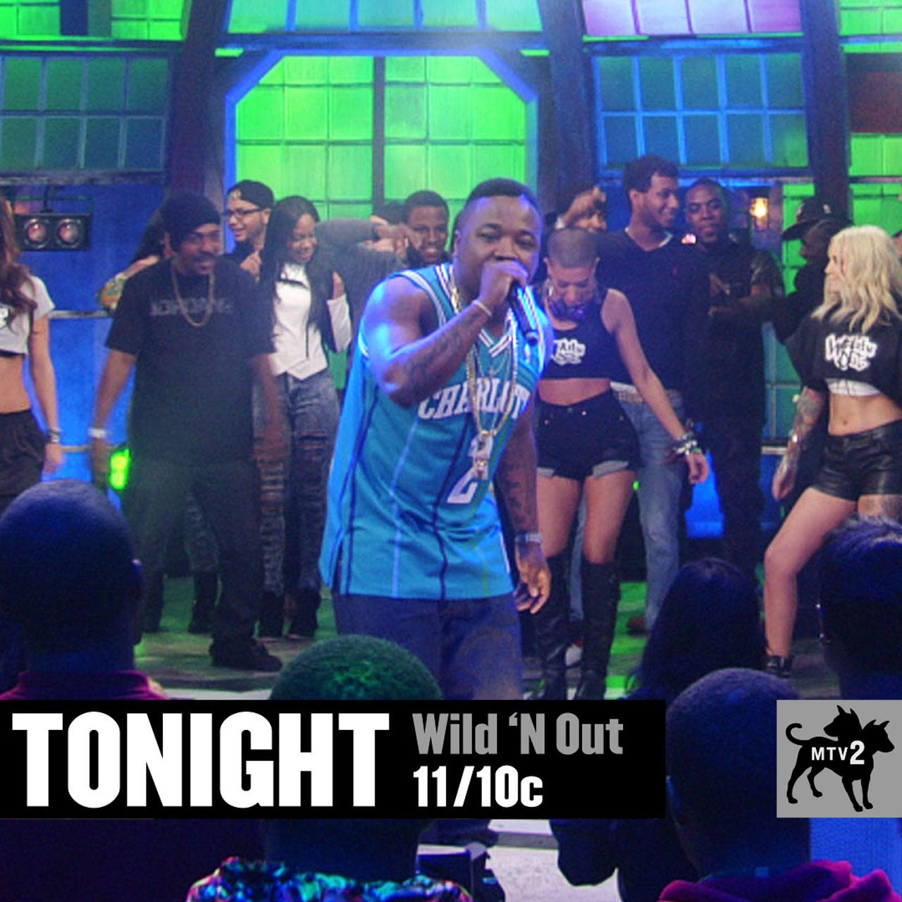 Tonight on #WildNOut! @AsherRoth, Lady Boss @DritaDavanzo, and @TroyAve. Tune-in at 11/10c on @MTV2 and #WTFO http://t.co/xLowoh5zAv
