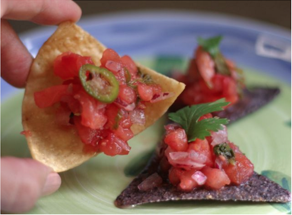 @thefoodduo w/ #superfood Salsa recipe: http://t.co/dRTknJW0WL #VeganFoodChat http://t.co/wU8AWH7JHV