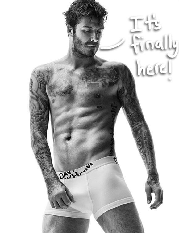 Boner in underwear
