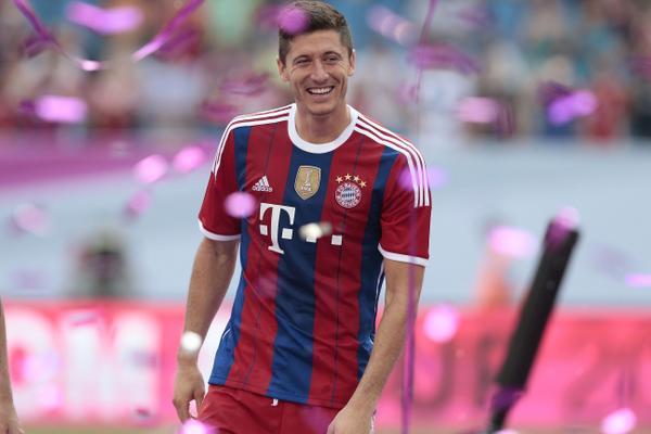 Bayern Munchen, Robert Lewandowski, Real Madrid, Cezary Kucharski