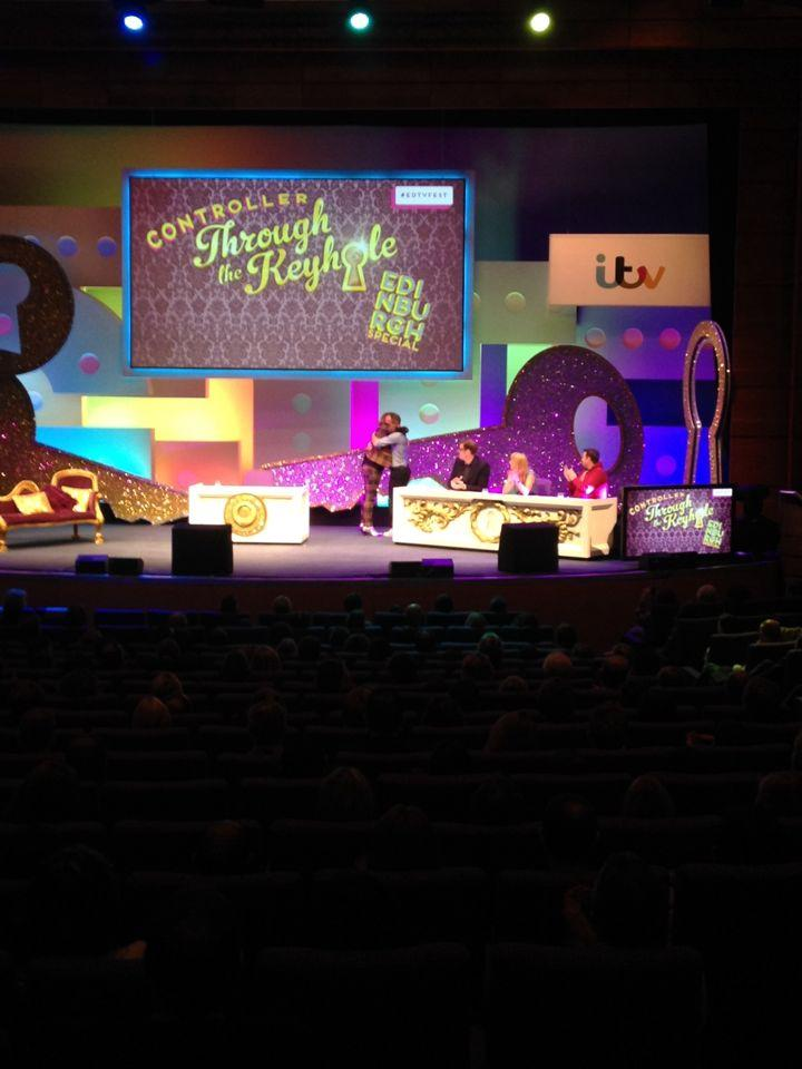 RT @EdinburghTVFest: And Controller #2 is... Sky's Stuart Murphy. http://t.co/Jro3j47Yh8
