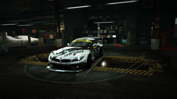 Its #TweetItUpThursday & I just entered to win a BMW Z4 GT3 Team NFS from @NFSWorld! RT to enter! http://t.co/xPY2LJJftd