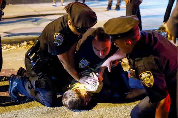 """Ya think?? """"@RT_com: 'US doomed to relive #Ferguson if government does not change tactics' http://t.co/hUa6it2pJz http://t.co/wy5Z9FJh7X"""""""