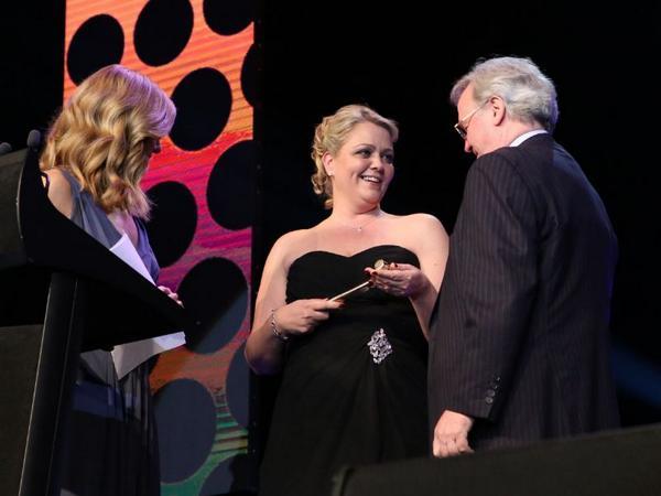 Raquel Rubalcaba won the Crystal Vision award at the NAWIC NSW Chapter