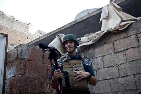 We remember journalist James Foley: @andersoncooper looks back at his brave work and life. http://t.co/A2eFAfKFJZ http://t.co/QqjPiMdh2M