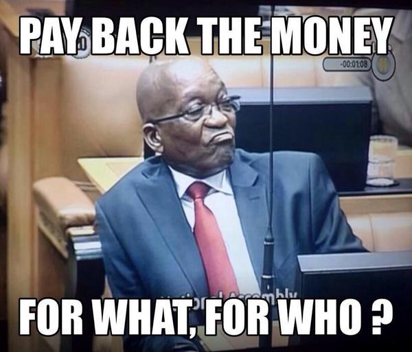 Zuma be like http://t.co/jq8lb8dCfF
