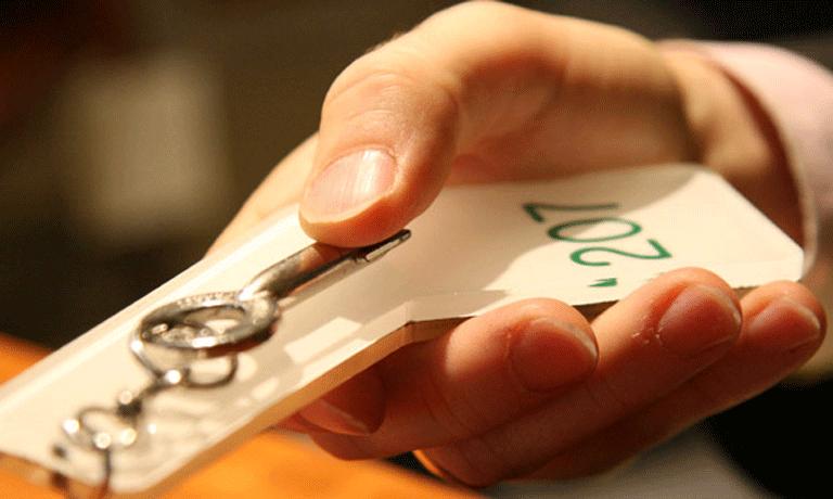 гостиничный этикет бронирование номера