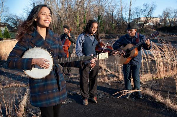 Carolina Chocolate Drops are performing at @BAM_Brooklyn on Sept 18. Tickets available now: http://t.co/O9lOHOKC1c http://t.co/u4XOM1Hl2S