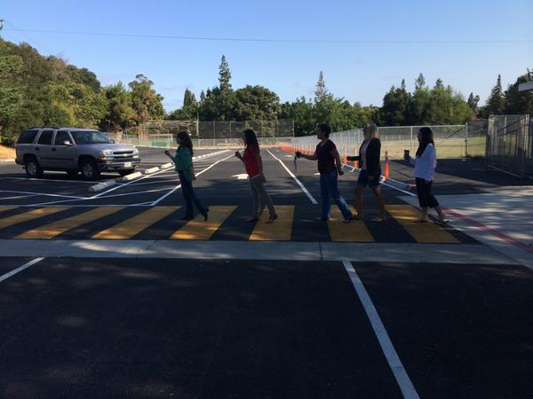 Always use the crosswalk!! @jseroadrunners #beetles #scavengerhunt http://t.co/sAro1XiRnW