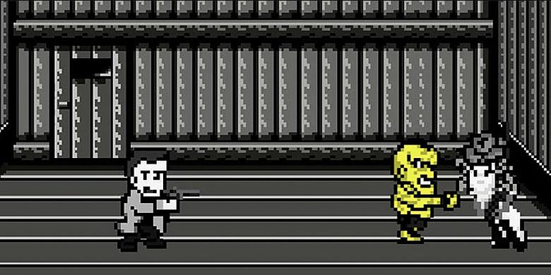 Sin City Gets Turned Into A Hardboiled 8-bit Video Game http://t.co/DJhtLTaoru http://t.co/DJhtLTaoru http://t.co/xHIa04DxPS