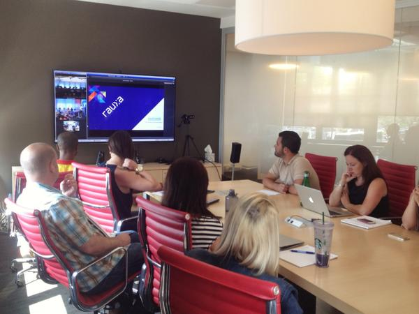We may be bi-coastal, but using @fuzemeeting allows us to collaborate as if we're in the same room. @rauxaagency http://t.co/yMAABBaBop