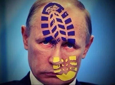 За раскрашенную высотку в Москве подозреваемые получили домашний арест - Цензор.НЕТ 98