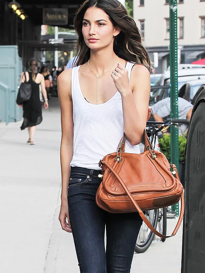 RT @WhoWhatWear: According to @LilyAldridge, you can't go wrong with this outfit combo: http://t.co/Duh8bb2yOJ http://t.co/S2WauZkmbg