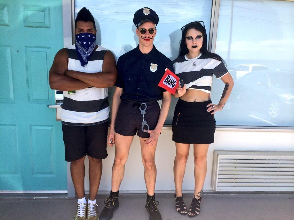 The #marcfam is ready for the #ProvincetownCarnival parade to begin. Less than an hour to showtime! http://t.co/y7mODPEhZ9
