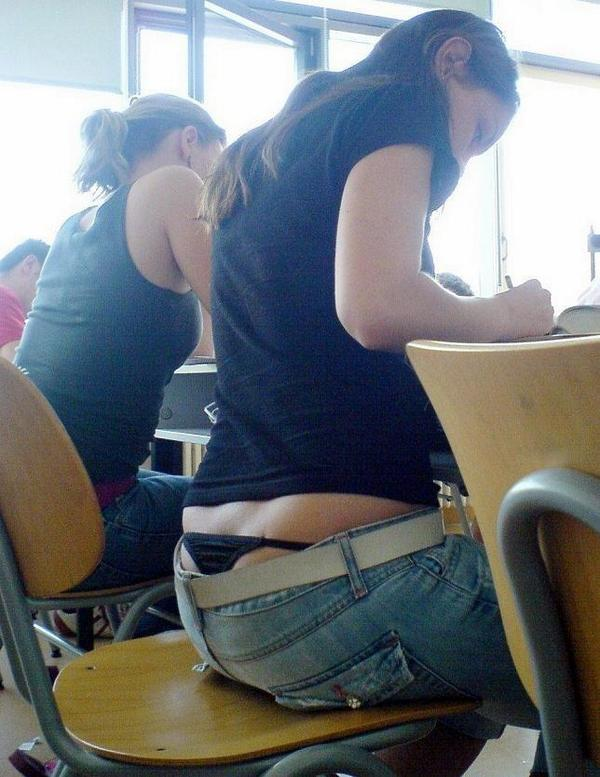 Pictures Of Thongs In Public 65