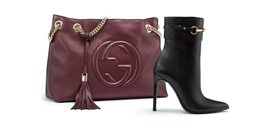 Take a step toward stunning fall style with new @gucci shoes and handbags! #10022Shoe http://t.co/jQwE4M6Ajy http://t.co/kEbHbWTgTU