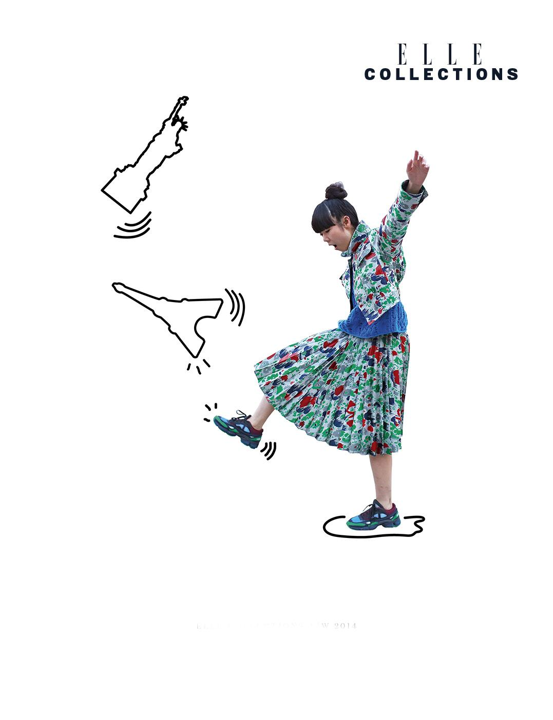 Street style's joyful reboot, featuring @susiebubble #ELLEcollections http://t.co/7tXCm9qTOQ http://t.co/2QWa4nPJfN