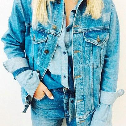 Double denim done by super chic women. A statement we never thought we'd hear http://t.co/GDPa2HSVq2 http://t.co/RwlGzT4jLV