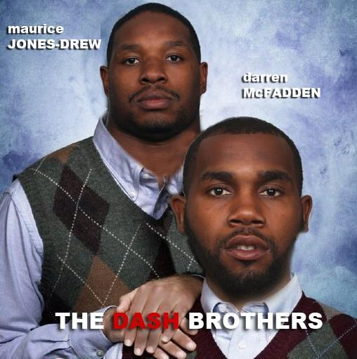 Inspired by the @warriors - introducing the dash brothers. Lol more to come http://t.co/Upvny5WiZN