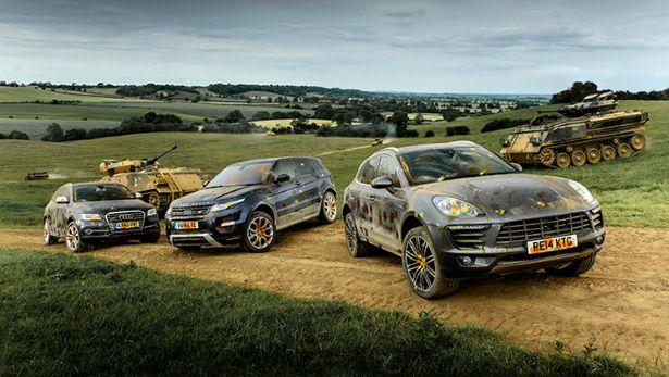 top gear on twitter can porsche 39 s macan fend off the. Black Bedroom Furniture Sets. Home Design Ideas