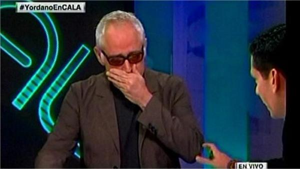 #YordanoenCala Lloró al revelar su enfermedad y la falta de medicamentos en Venezuela http://t.co/0B8wke2JMm http://t.co/wAE6I7S27y