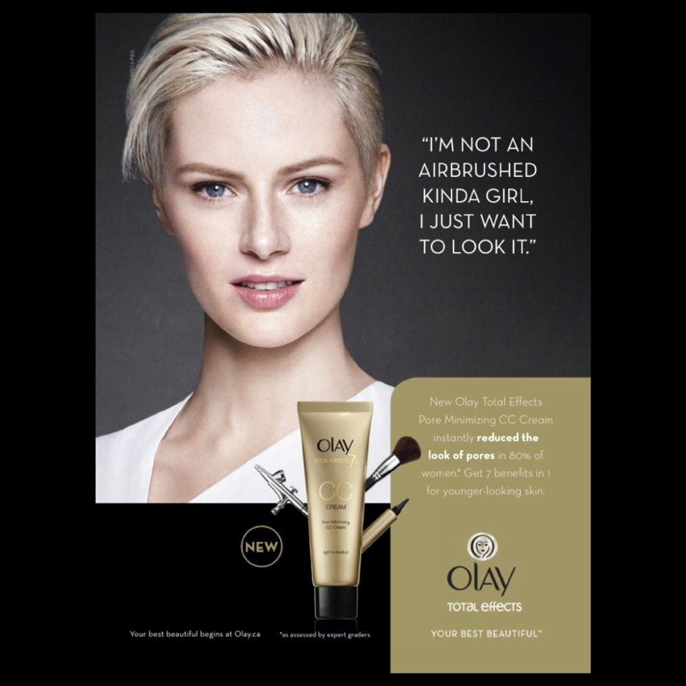 RT @CynthiaCully: #SPOTTED: Louise looking flawless for @OlayUS! @donegandonegan #spot6 #model http://t.co/LccVloRfln