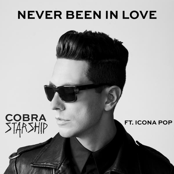 """This is happening! New single """"Never Been in Love"""" feat @IconaPop out 8/25! http://t.co/nV4N17zuAU"""