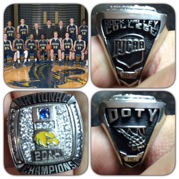 Craig Doty On Twitter The Njcaa National Championship Rings Have