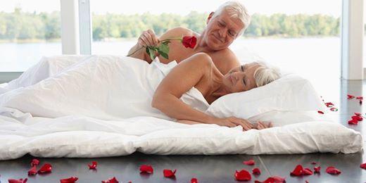 Seniors meet dating site