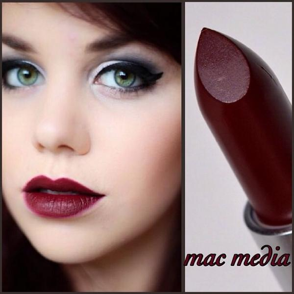"Top Miss Universe 2014 on Twitter: ""Mac media #lipstick .. Just  RA43"
