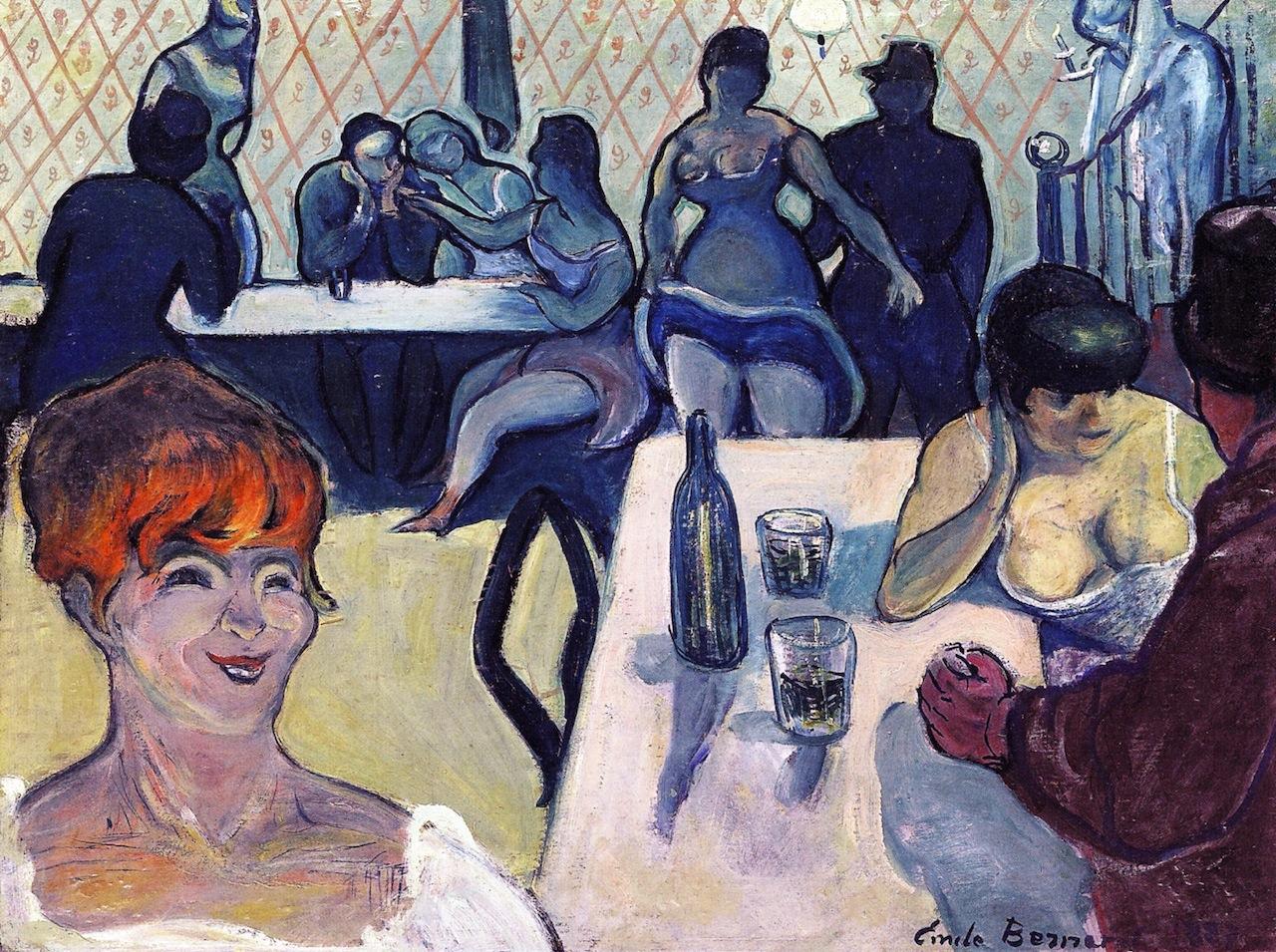 Cabaret Scene