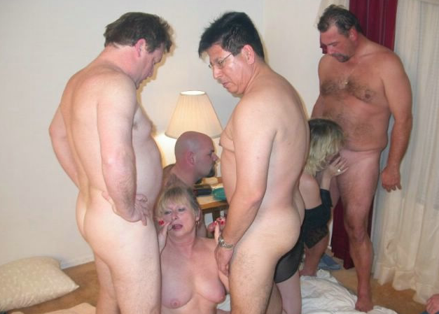 Bang gang group sex want