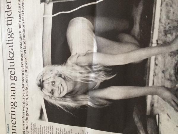 Jan Van Der Land On Twitter Today Brigitte Bardot Her