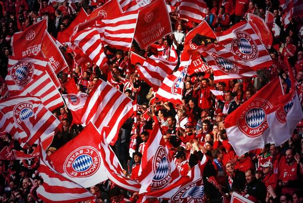 The wait is FINALLY OVER! Welcome back #Bundesliga... HELLO #MATCHDAY! ❤️   @FCBayern @FCBayernEN #MiaSanMia #FCBWOB http://t.co/zMkYaKKFEb